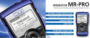NTI Minirator MR-Pro